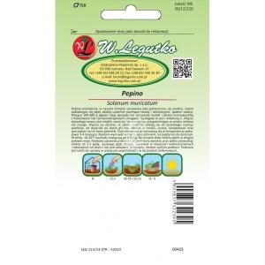 Pepino, jadalne owoce LEGUTKO