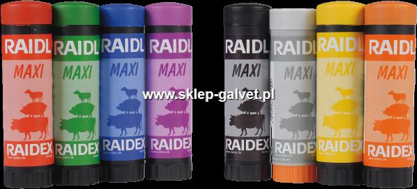 Kredka do znakowania ''Raidl Maxi'' 10 szt