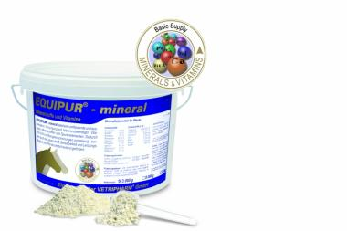 EquiPur Mineral - substancje mineralne i witaminy