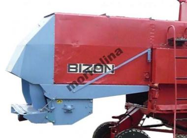 Rozdrabniacz słomy Wągrowiec BIZON Z-056 SUPER Z058 REKORD sieczkarnia