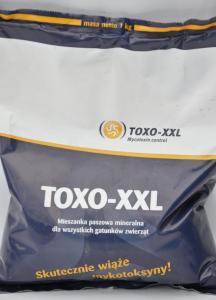Toxo XXL 1kg – mieszanka paszowa mineralna dla wszystkich gatunków zwierząt