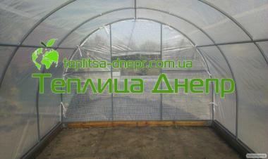 Tunele z poliwęglanu z metalowym szkieletem
