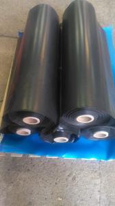 Folia czarna szer2m/ gr0,2mm w rolkach półrękaw 10 szt od producenta