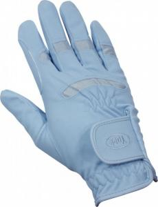 Rękawiczki Sorena - różowe i niebieskie