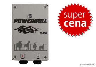 Pastuch elektryczny Powerbull 2000U