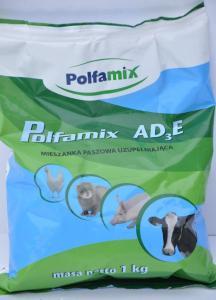 Polfamix AD3E 1kg – mieszanka paszowa uzupełniająca