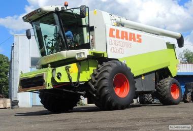 CLAAS LEXION 480 - V750 - 2000 ROK