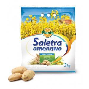 Saletra Amonowa nawóz mineralny PLANTA 3kg