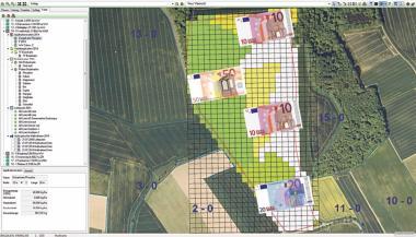Rolnictwo Precyzyjne, próby glebowe