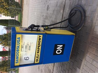 Dystrybutor paliwa ADAST 50dm3/min