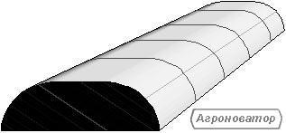 Tunele foliowe z aluminiowym szkieletem