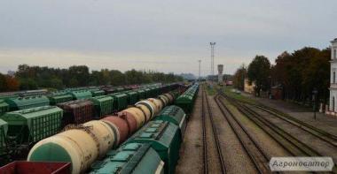 Transport ciężarowy kolejowy