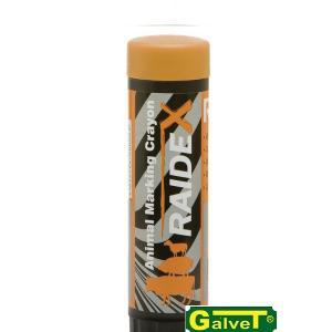 Kredka do znakowania Raidex pomarańczowa 60g