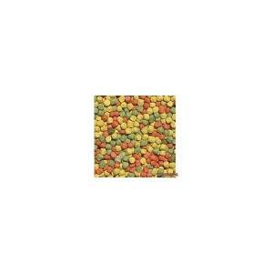 Pokarm dla ryb Gran Mix - granulki trójkolorowe 1L