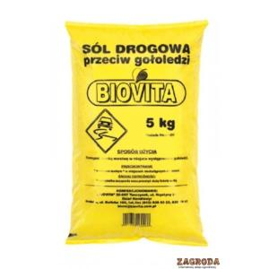 Sól drogowa przeciw gołoledzi 5kg