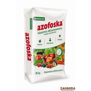 Nawóz AZOFOSKA granulat 25kg