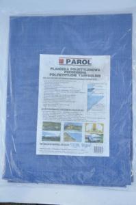 Plandeka polietylenowa niebieska (2x3m) 90g PAROL