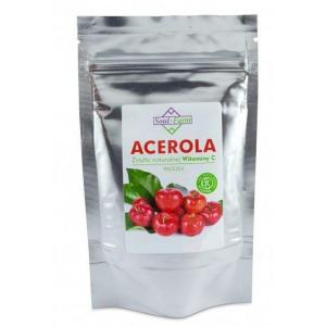 Acerola ekstrakt WITAMINA C naturalna 100g