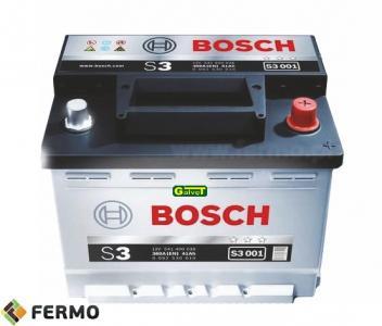 Akumulator Bosch Silver do pastucha, pojemność 45Ah