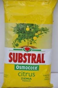 Ziemia do cytrusów Osmocote Premium 3l SUBSTRAL