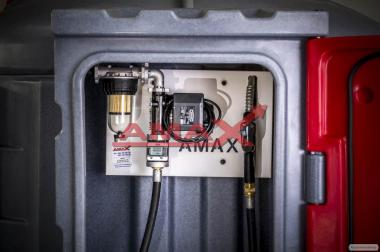Zbiornik na olej npędowy 5000 litrów ON, raty!!! - AMAX