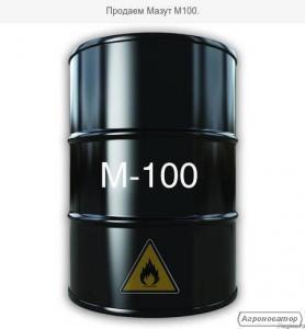 Mazut opałowy м-100