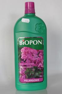 Nawóz do pelargonii Biopon 1l