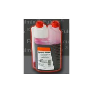 Olej Fulmix Czerwony półsyntetyczny do silników dwusuwowych z dozownikiem 1L