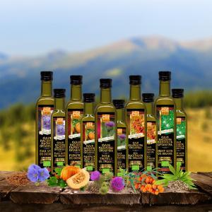 Olej roślinny z czarnego kminku