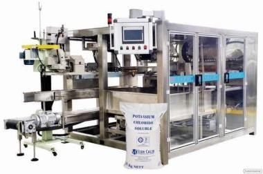 Maszyna do pakowania produktów sypkich