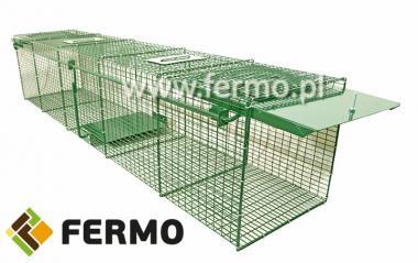 Łapacz na bobry, borsuki, wydry i lisy Solid-TRAP - 150cm