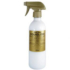 Equigloss Spray - płyn nabłyszczający 500ml