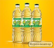 Olej słonecznikowy rafinowany dezodorowany