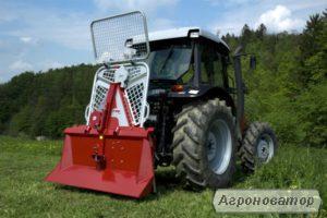 Maszyny i sprzęt leśny