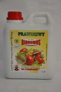Biohumus do pomidorów 2l