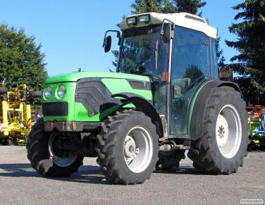 Ciągnik sadowniczy DEUTZ-FAHR AGROCOMPACT 70 F4 - 2000 ROK