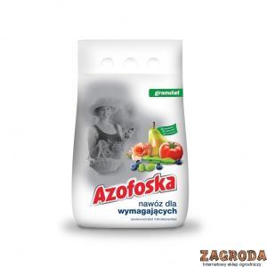 Nawóz AZOFOSKA granulat 3kg