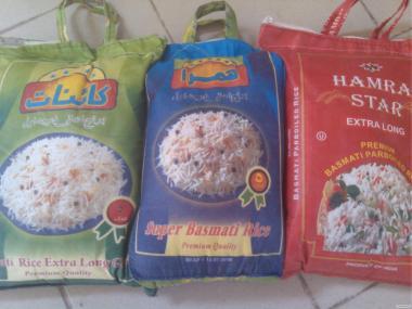 Ryż długoziarnisty