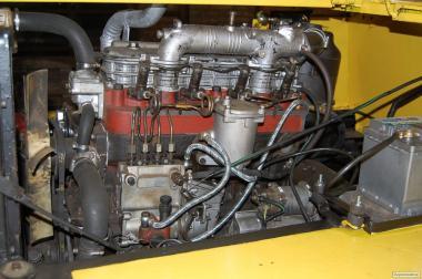 Wózek widłowy diesel