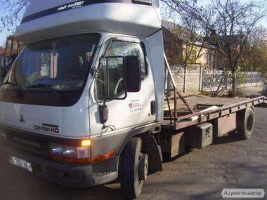 Ciężarówka do przewozu samochodów