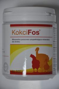 KokciFos 500 g mieszanka mineralna dla drobiu przeciwko kokcydiozie