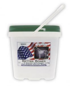 Better Bones Pellets 3,5kg - silne i zdrowe kości