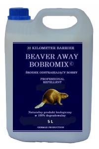 Bobromix - środek na bobry