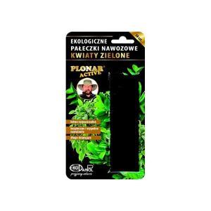 Pałeczki nawozowe PLONAR Active EkoDarpol rośliny zielone BIO 30szt