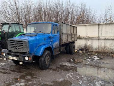 Ciężarówka burtowa