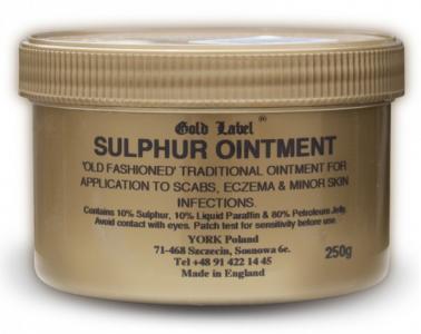 Sulphur Ointment - maść przeciwgrzybicza, antybakteryjna 250ml
