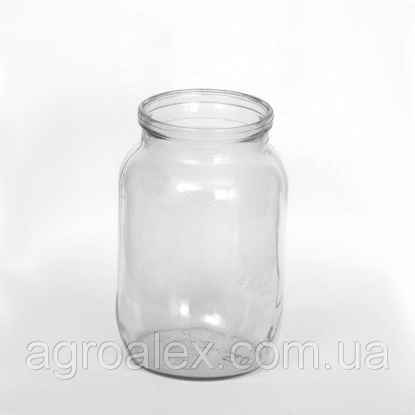 Słój szklany 1,0 l