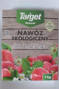 Nawóz ekologiczny do truskawek Target Natural 1kg