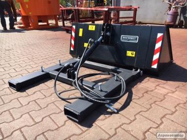 Szufla hydrauliczna 150 cm do wózka widłowego NOWA łyżka wózek widlak