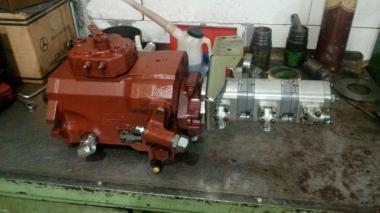 Naprawa wózków hydraulicznych